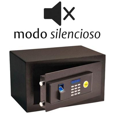 Cofre Digital Compact com Biometria