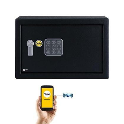 Cofre Yale Value Home Com Bluetooth