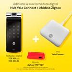 COMBO - Fechadura Digital YDF 40 RL com APP, Biometria, Senha - Trinco Rolete