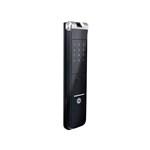 Fechadura Digital YMF 40A RL abre com Biometria e Senha - Trinco Rolete